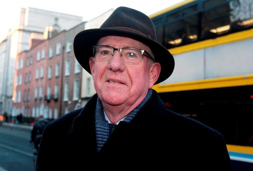 Charlie Flanagan: Micheál Martin doesn't have numbers