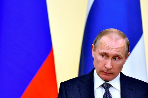 Russian president Vladimir Putin. REUTERS/Kirill Kudryavtsev/Pool/Files