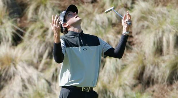 Bubba Watson is aiming to be mentally right for the task of completing a Masters hat-trick Credit: GETTY IMAGES