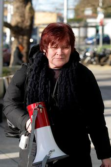 Independent TD Joan Collins is taking an appeal against the High Court's rejection of her challenge over the issuing of the promissory notes. Pic: Courtpix