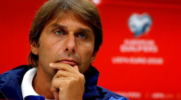 Having opted for a fast-track trial, Conte could have his sentence reduced by a third under Italian law but the former Juventus manager maintains his complete innocence and underlined that stance to Chelsea during negotiations to take the Stamford Bridge job. REUTERS/David Mdzinarishvili/Files