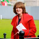 Acting Tánaiste Joan Burton. Photo: Frank McGrath