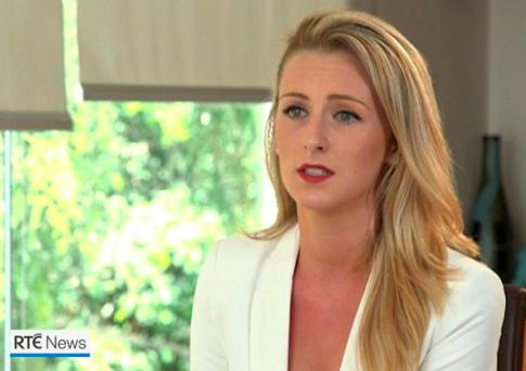 Michaella McCollum on RTE