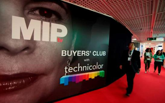 New TV shows are being unveiled in April 2016 at MIPTV, the world's biggest TV market, in Cannes CREDIT: REUTERS