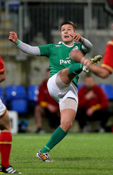 Ireland U20 star Johnny McPhillips has been upgraded to a development contract