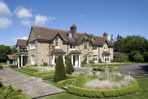 The former hole of Ashley Cole and Cheryl Fernandez Versini is on the market for €9.2m (£7.5m) Photo Credit: RightMove.co.uk