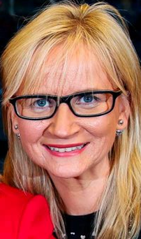 Dee Forbes is set to take up the role as RTÉ director general Photo: MAXWELLPHOTOGRAPHY.IE