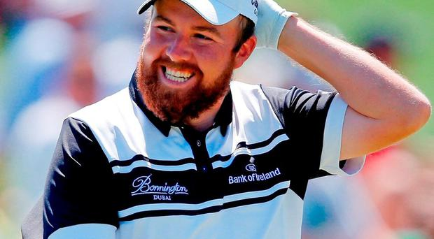 Ireland's Shane Lowry is going to be playing his second Masters ever. Photo: Kevin C. Cox/Getty Images