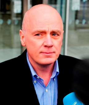 David Drumm will now represent himself in his US case Photo: Aidan Crawley/Bloomberg