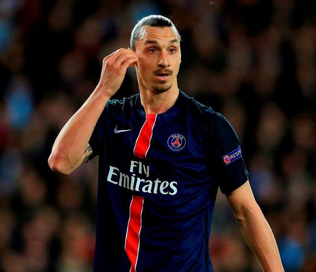 Zlatan Ibrahimovic is leaving PSG