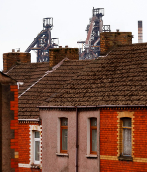 60pc of those in arrears are also in negative equity Photo: REUTERS/Darren Staples