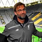 Liverpool's manager Juergen Klopp says his side must perform to their maximum capacity. Photo: Martin Meissner/AP Photo