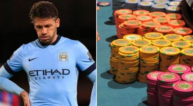 Gambling is intrinsically linked to life as a footballer