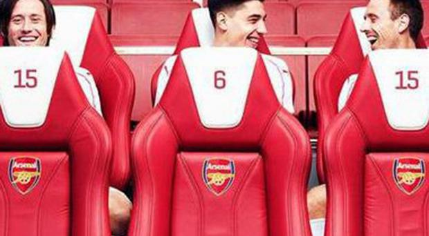 Has the Arsenal home kit for next season been leaked?