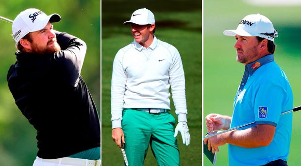 Can the Irish challenge for honours at the Masters this year?