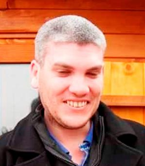 Jason Gates who has been missing for more than three weeks Credit: Police Scotland/PA Wire
