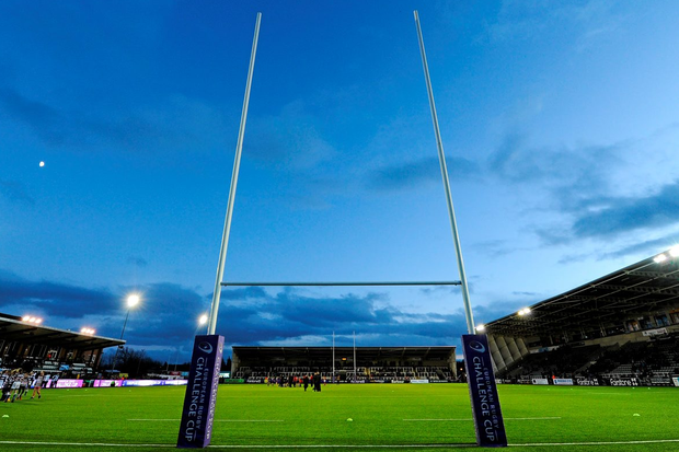 'Only a win will do for Galwegians as they also require results elsewhere to go their way.' Stock photo: Sportsfile