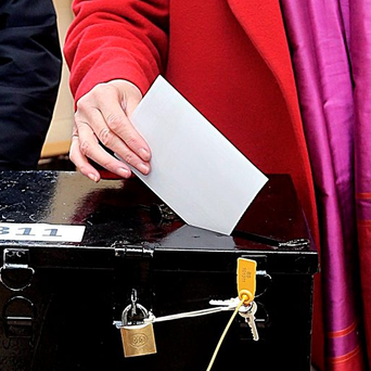 A new election is on the cards. Photo: Steve Humphreys