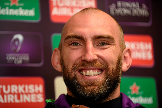 Connacht's John Muldoon is among the nominees Photo: Sportsfile