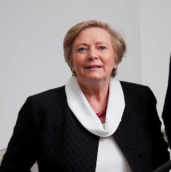 Acting Justice Minister Frances Fitzgerald. Photo: Sam Boal/RollingNews.ie