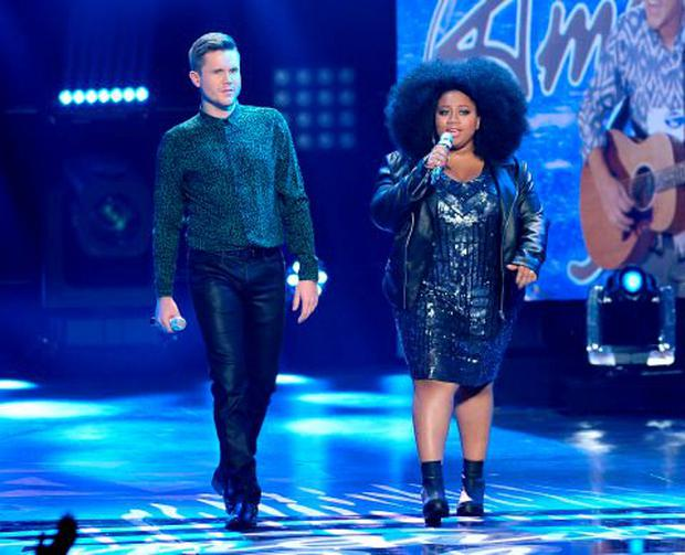 American Idol final. PIC: Fox