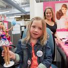 Aideen Conneely was diagnosed with myelodysplastic syndrome in 2010 but is now in recovery. She travelled to Los Angeles to visit Barbie HQ thanks to the Make a Wish foundation