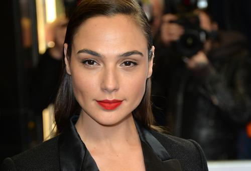 Gal Gadot attends the UK premiere of 'Criminal' at The Curzon Mayfair on April 7, 2016 in London, England. (Photo by Anthony Harvey/Getty Images)