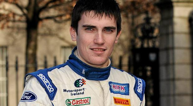 Craig Breen. Photo: Barry Cregg/Sportsfile