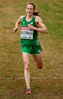 Fionnuala McCormack says the recent scandals surrounding athletics haven't diminished her love for the sport. Photo: Cody Glenn/Sportsfile