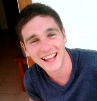 Lorcan O'Reilly, who died after being stabbed