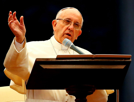 Pope Francis: Many people feel the Church's message on marriage and the family does not clearly reflect the preaching and attitudes of Jesus Photo: REUTERS/Tony Gentile