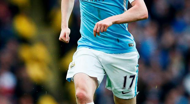 Kevin de Bruyne's return from injury is well timed for Manchester City (Getty Images)