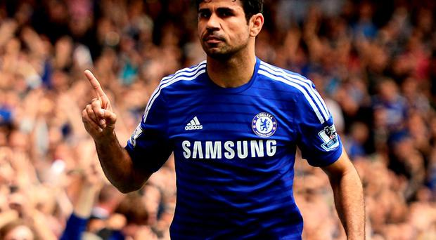 Diego Costa has struggled to settle in England (Jamie McDonald/Getty Images)