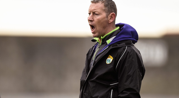 Ciaran Carey has made a huge impact since taking over as manager of Kerry's hurlers (SPORTSFILE)