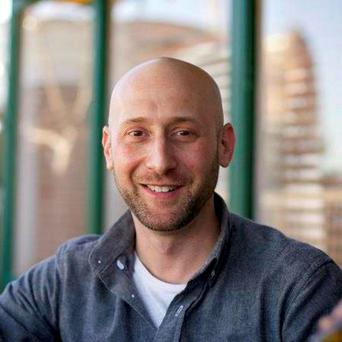 Jeff Greenspan came to art via the corporate world, where he worked for Facebook