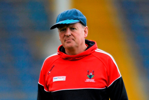 'Cleary (pictured) had a track record of success at under 21 level, where he had worked with many of the players on the senior panel.' Photo: Sportsfile