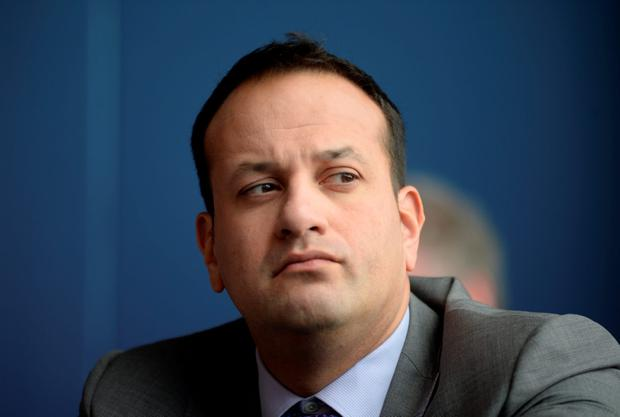 Leo Varadkar. Photo: Caroline Quinn