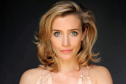ACCLAIM: Award-winning actress Lisa Dwan is set to say goodbye to the Beckett masterpiece 'Not I' after 11 years of touring