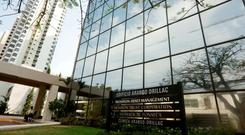 Mossack Fonseca, law firm at the centre of the leaked so-called 'Panama papers'. Photo: AP Photo/Arnulfo Franco