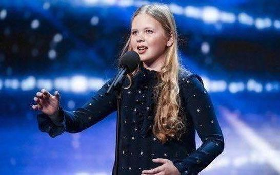 Twelve-year-old Beau Dermott was the stand-out star of last night's opening episode of Britain's Got Talent.