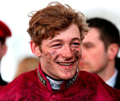 Form jockey: David Mullins. Photo: David Davies/PA Wire