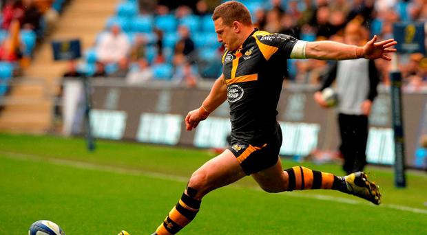 Wasps' Jimmy Gopperth. Photo: Tony Marshall/Getty Images