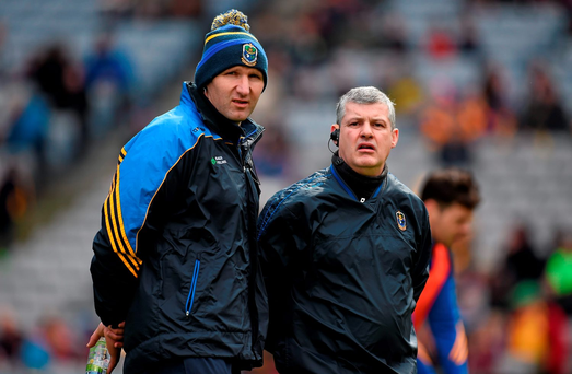 Roscommon joint-manager Fergal O'Donnell. Photo: Sportsfile