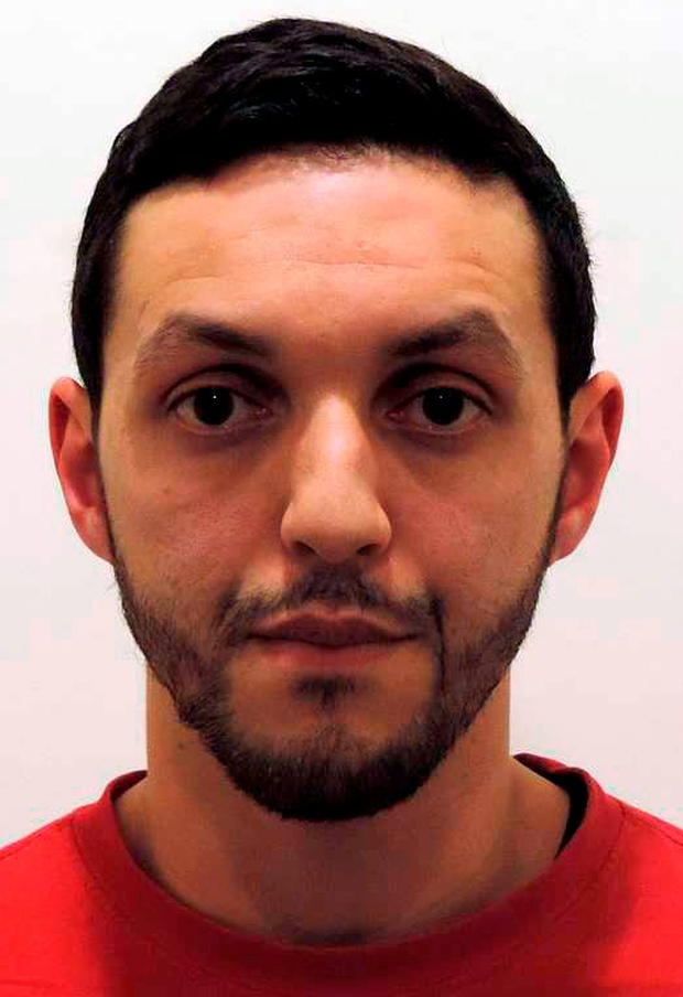 Suspect: Mohamed Abrini AFP/Getty Images
