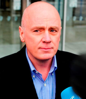 David Drumm faces two trials next year and in 2018 Photo: Aidan Crawley/Bloomberg