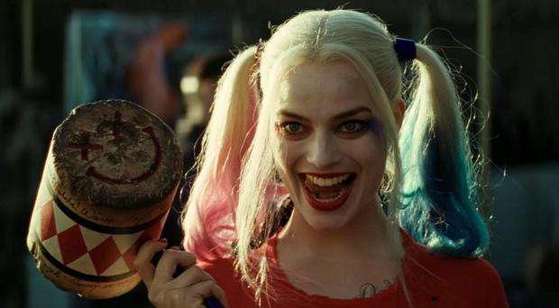 Margot Robbie as Harley Quinn in new Suicide Squad trailer