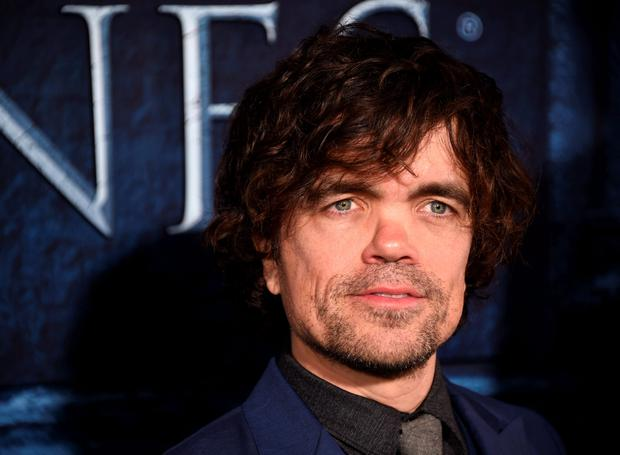 Cast member Peter Dinklage attends the premiere for the sixth season of HBO's