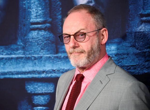 Cast member Liam Cunningham attends the premiere for the sixth season of HBO's