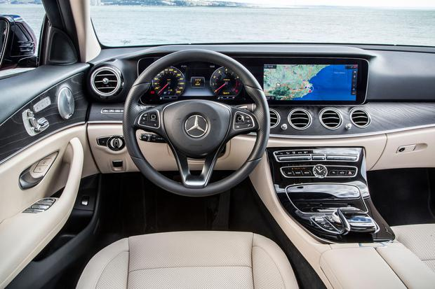 Mercedes unveiled a car (for the Irish market) that is pivotal to that target - the E-Class saloon.