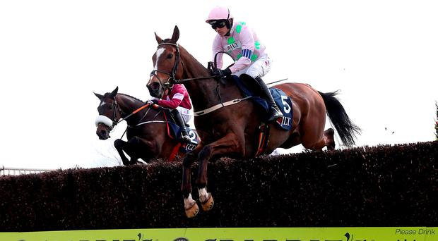 Vautor and Ruby Walsh are on course to make amends for their Aintree tumble at Punchestown. Photo: David Davies/PA